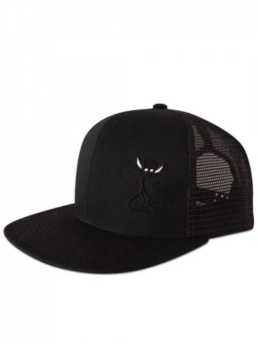 Morbid fiber Black IMP Hat