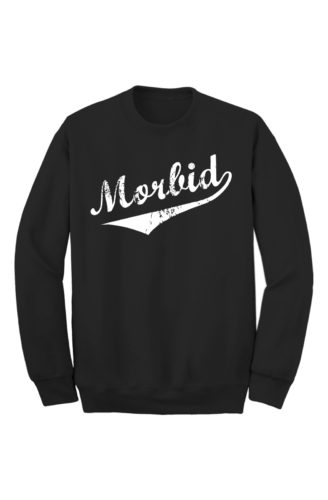 MFLA-Morbid-la-streetwear-Sporty Crew Sweater