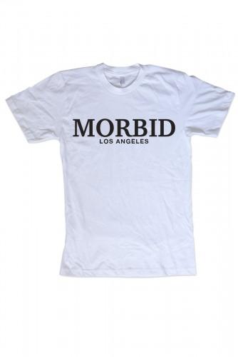 MORBID Los Angeles Clothing White