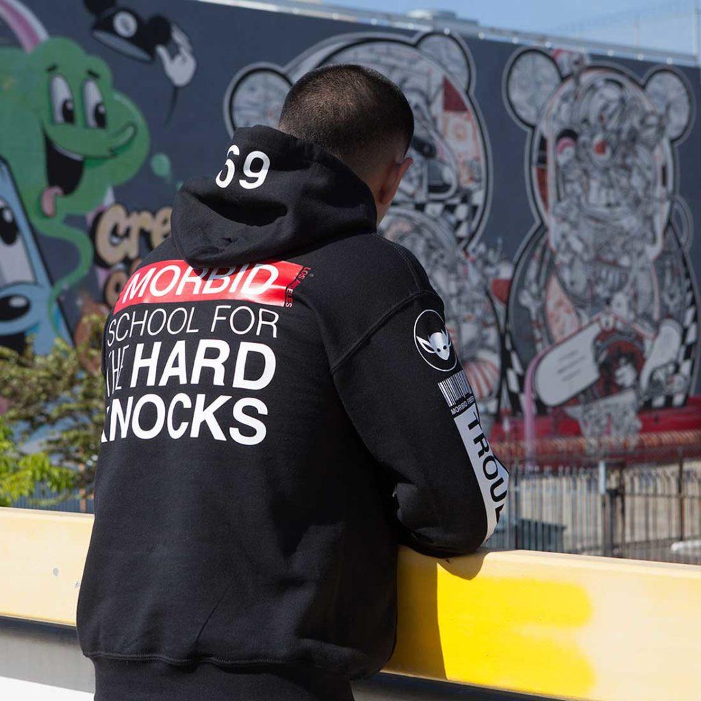 9b07a005cf031c ... Fiber Los Angeles Streetwear. Morbid ...