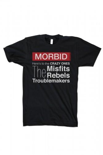 Morbid Fiber Clothing The Crazy Ones