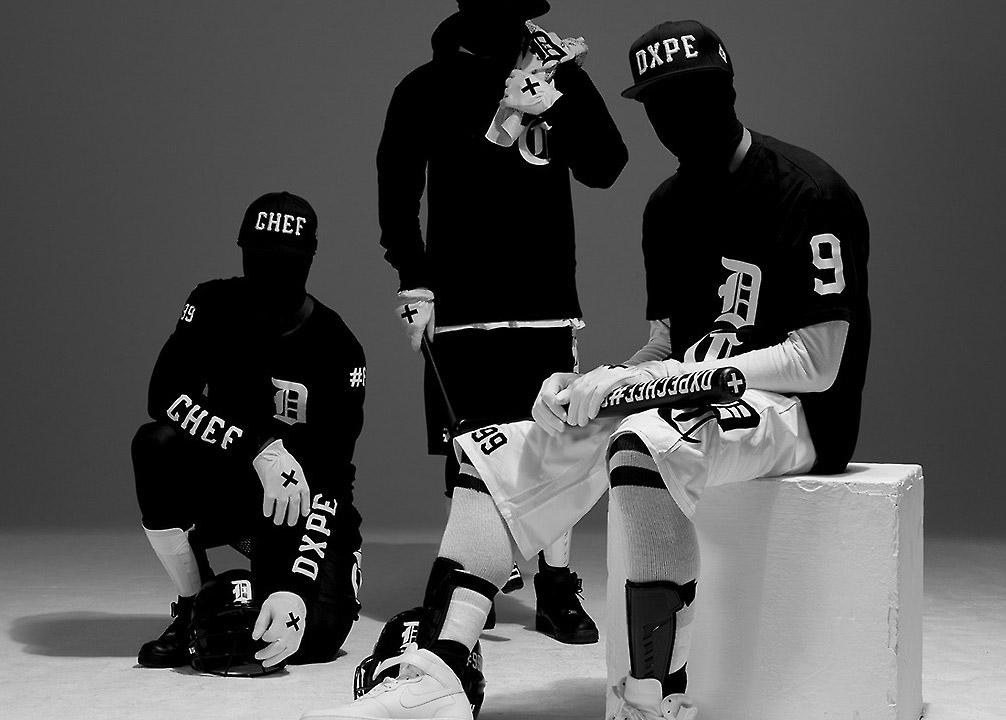 DXPE CHEF Streetwear