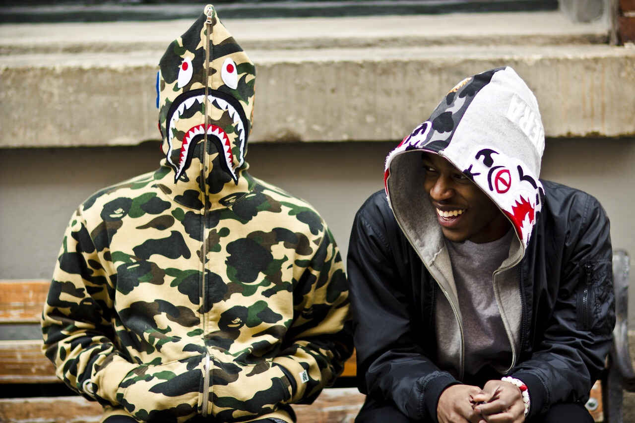 bape a bathing ape is a japanese street wear clothing brand